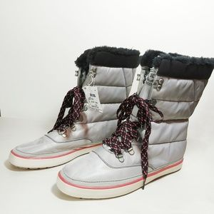 NWT Keds Retro-style Winter Sneaker Boots